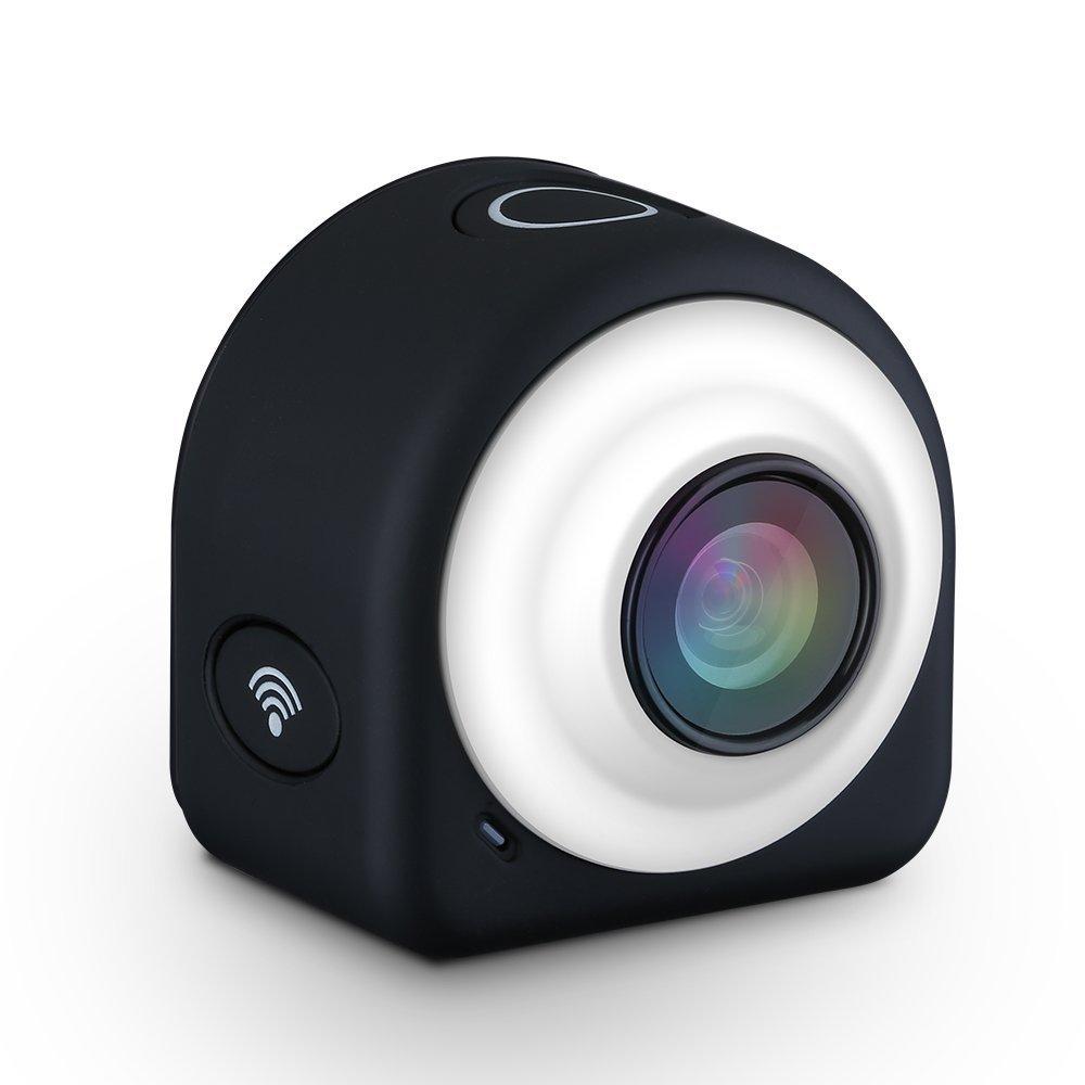 une cam ra sans fil connect e votre smartphone smart test. Black Bedroom Furniture Sets. Home Design Ideas